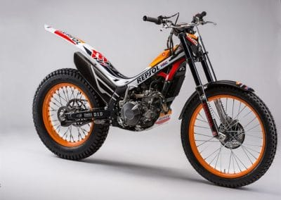 Montesa COTA 4RT260 und COTA 4RT Race Replica