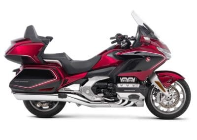 2018 GL1800 Goldwing Tour