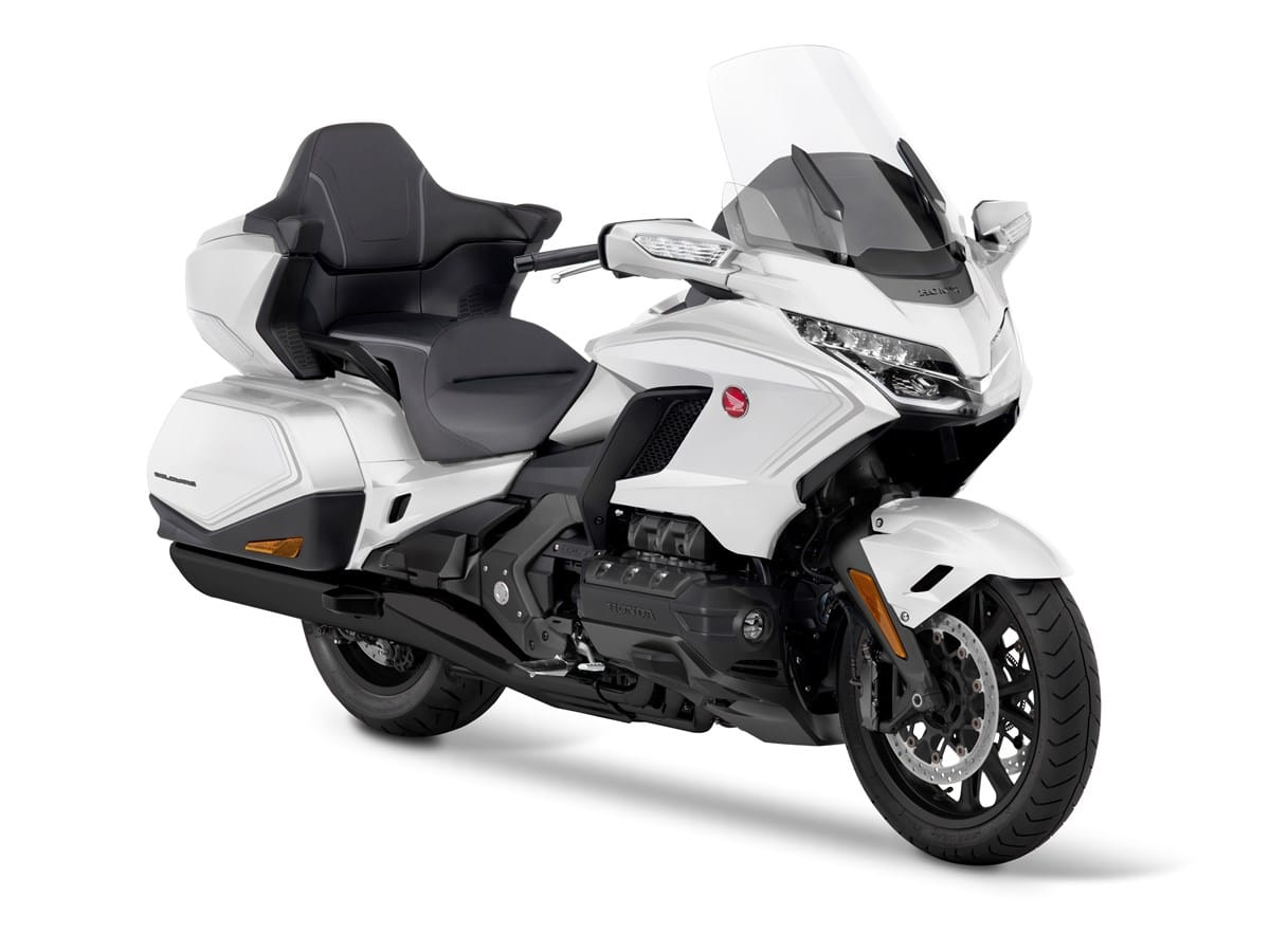 2020 Honda Gold Wing New Model and Performance